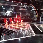 The Voice 3 - poltrona doppia (da Facebook)