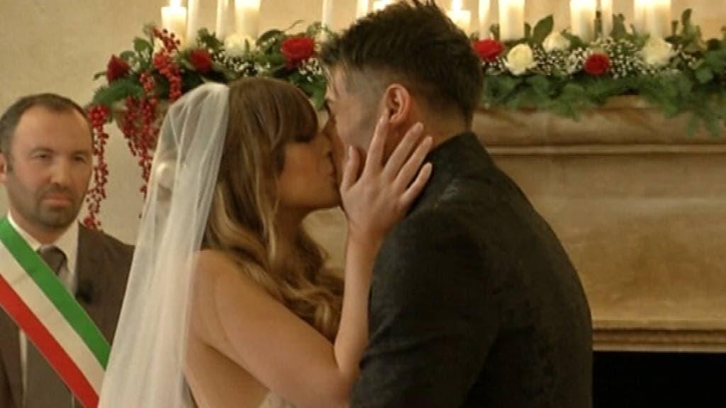 Uomini e Donne - Matrimonio Aldo e Alessia