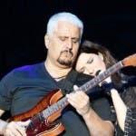Pino Daniele e Laura Pausini