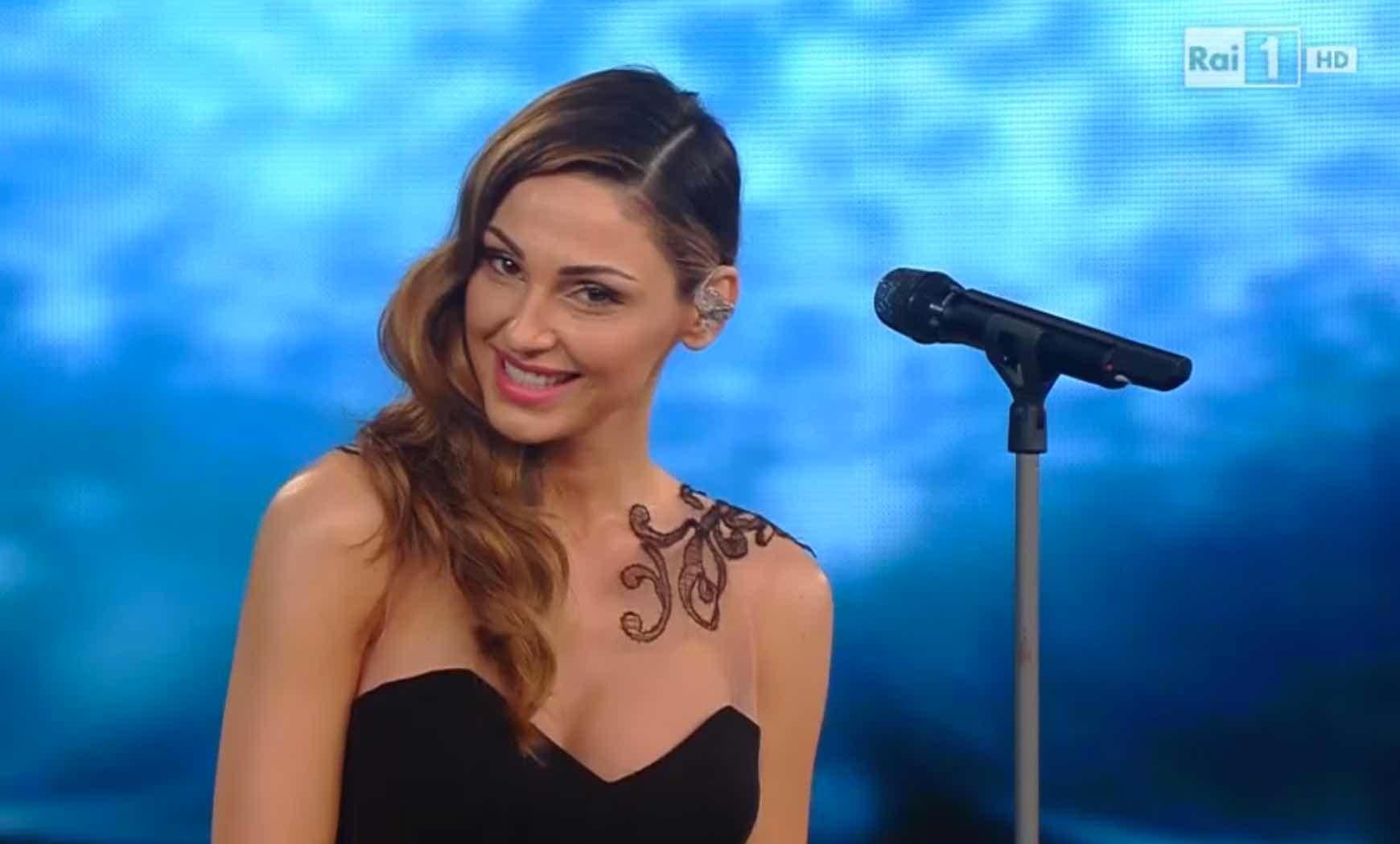 Anna Tatangelo - Sanremo 2015
