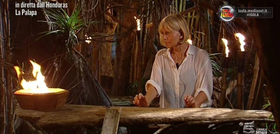 Catherine Spaak - Isola Dei Famosi