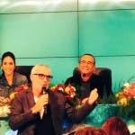 Festival di Sanremo news conferenza