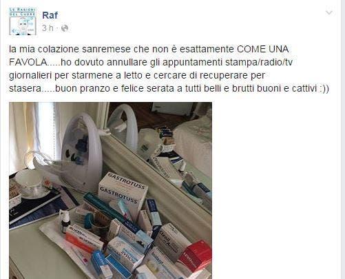 Raf - facebook