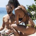 ISOLA DEI FAMOSI 2015 - vita isola giorno 24 - PLAYA UVA e CAYO PALOMA