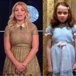 Emma e le due gemelline di Shining