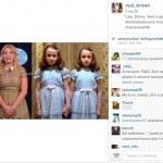 Emma risponde su Instagram alla parodia di Shining
