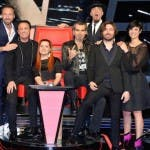The Voice - il cast