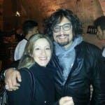 Alessandro Borghese e la chef Angela Pagano