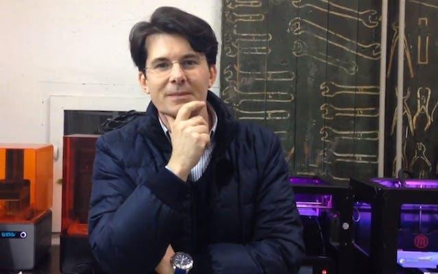GIOVANNI MUCIACCIA A DM: TRA QUALCHE ANNO ANDARE IN GIRO CON UN ROBOT SARA' ...
