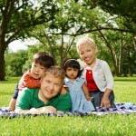 Il nostro piccolo grande amore - stagione 7 - Bill, Jen e i piccoli William e Zoey