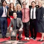 The Big Bang Theory, Jim Parsons Walk of Fame