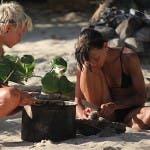 Le Donatella prima di approdare a Playa Desnuda