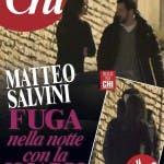 Bacio Isoardi - Salvini