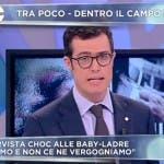 Federico Novella, Mattino Cinque