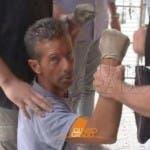 Quarto Grado, video Bossetti arrestato