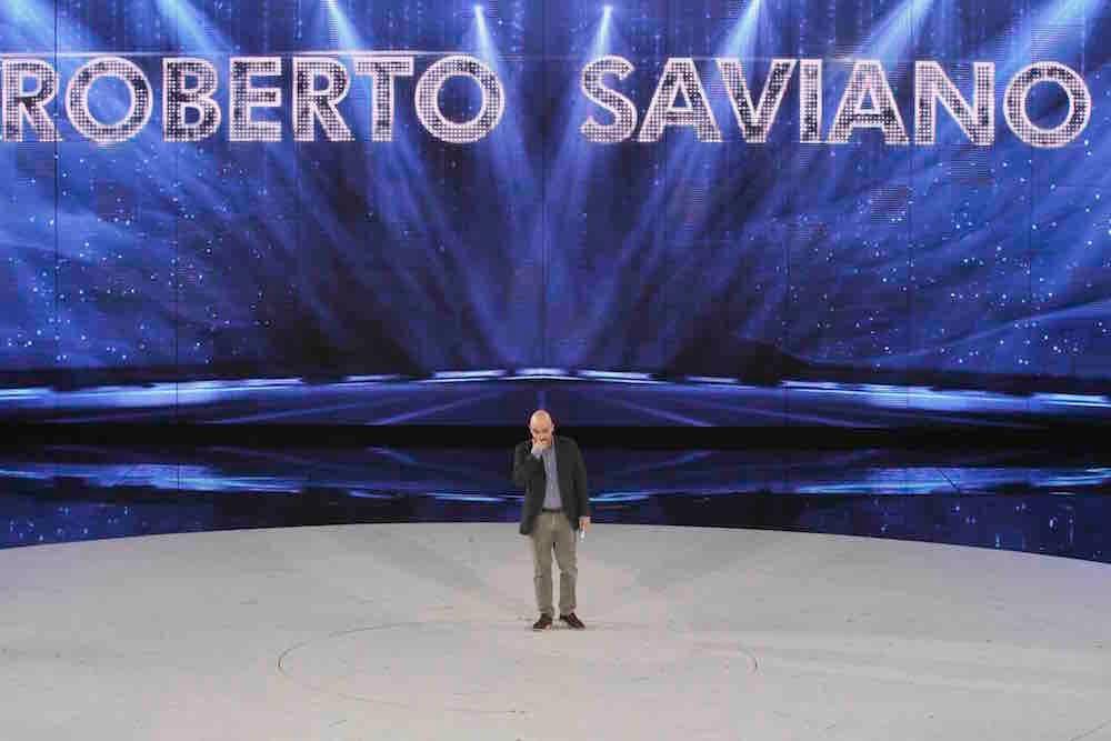 Roberto Saviano - Amici 2015