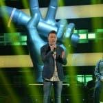 The Voice 2015 - Knockout 1 - Thomas Cheval