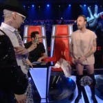 The Voice 2015 - Tatuaggio Fra