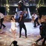 Ricky Martin durante la semifinale di Amici 2015