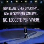 Roberto Saviano - Quinta puntata Amici 2015