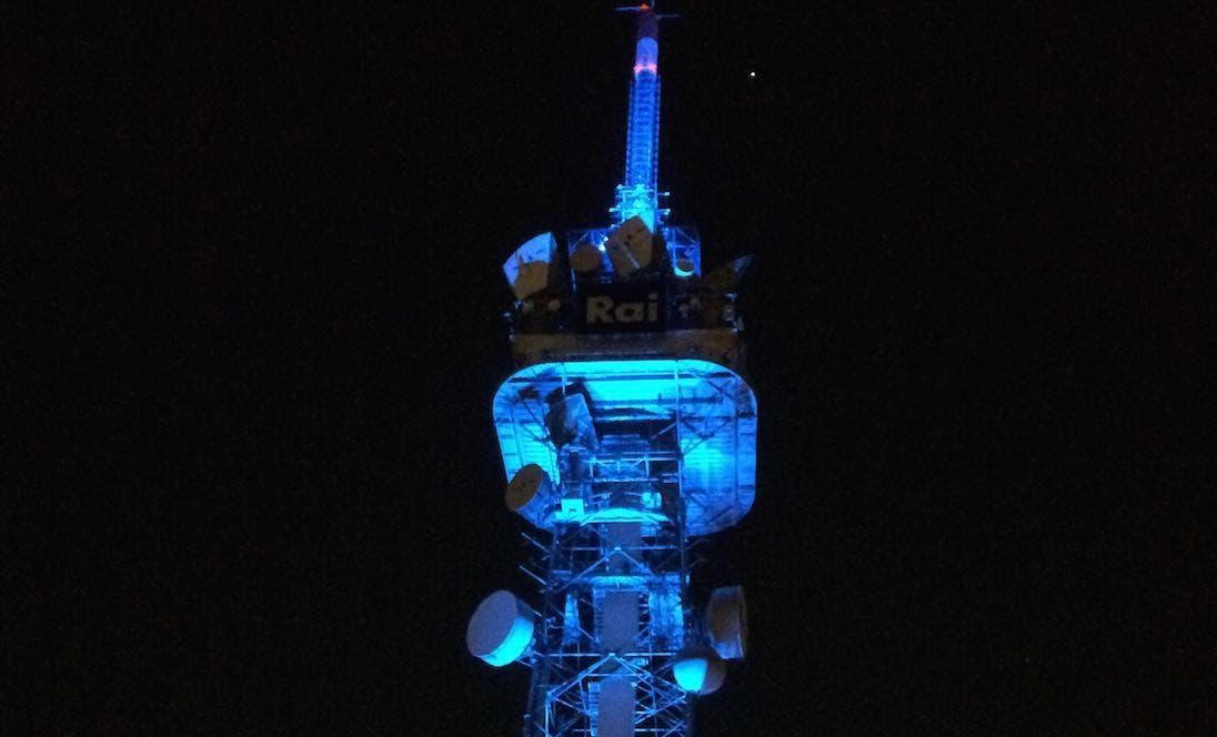 Torre Rai Milano Sempione