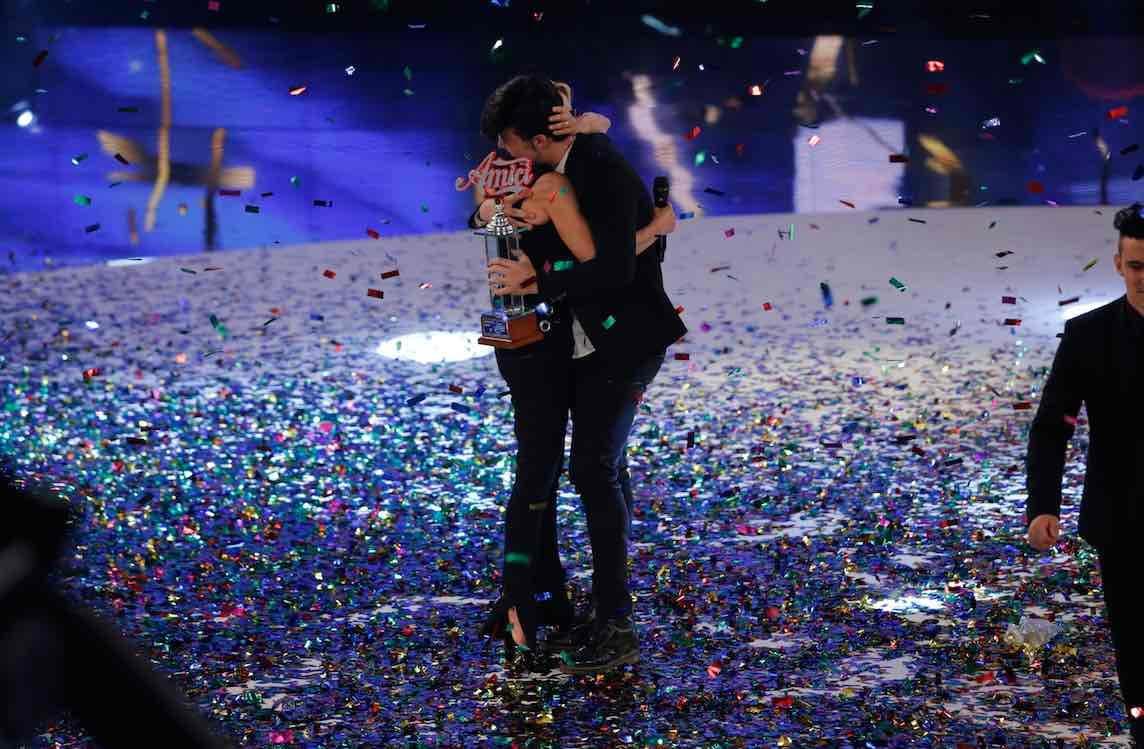 Amici 2015 - finale - ascolti - vincitore
