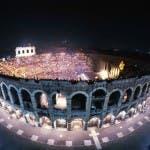Arena di Verona 2015 - Lo spettacolo sta per iniziare