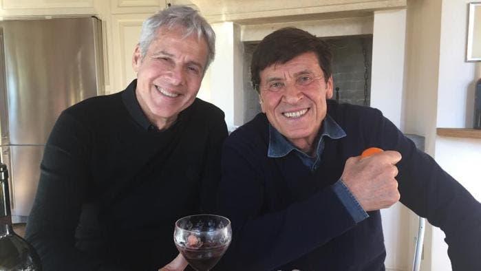 Claudio Baglioni e Gianni Morandi - da La Stampa