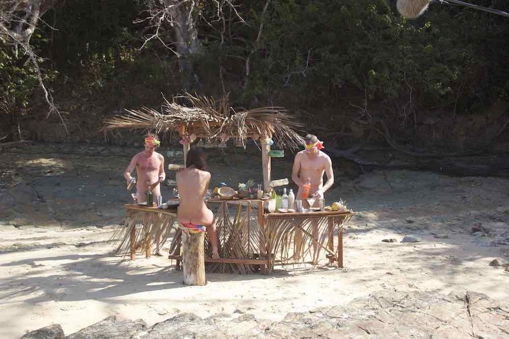 DEEJAY TV - L'Isola di Adamo ed Eva