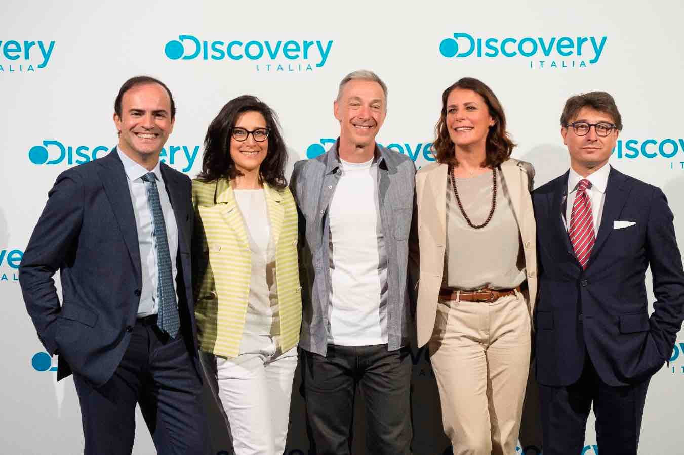 Discovery - top management