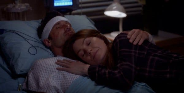 Grey's Anatomy - How to save a life - Derek