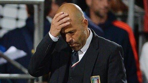 Luigi Di Biagio - allenatore Italia U21