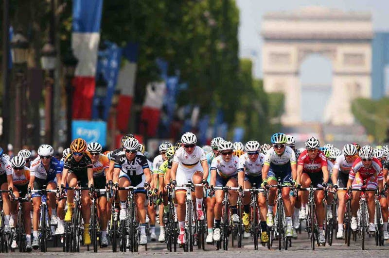 Tour de France - Getty, courtesy Eurosport