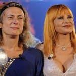 Vladimir Luxuria e Simona Ventura