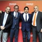 Rosini (direttore commerciale), Ricci (ad), Berlusconi e Confalonieri (direttore contenuti)