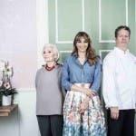 Bake Off Italia 3 - Clelia D'Onofrio, Benedetta Parodi e Ernst Knam