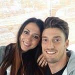 Claudia e Dario - da Facebook