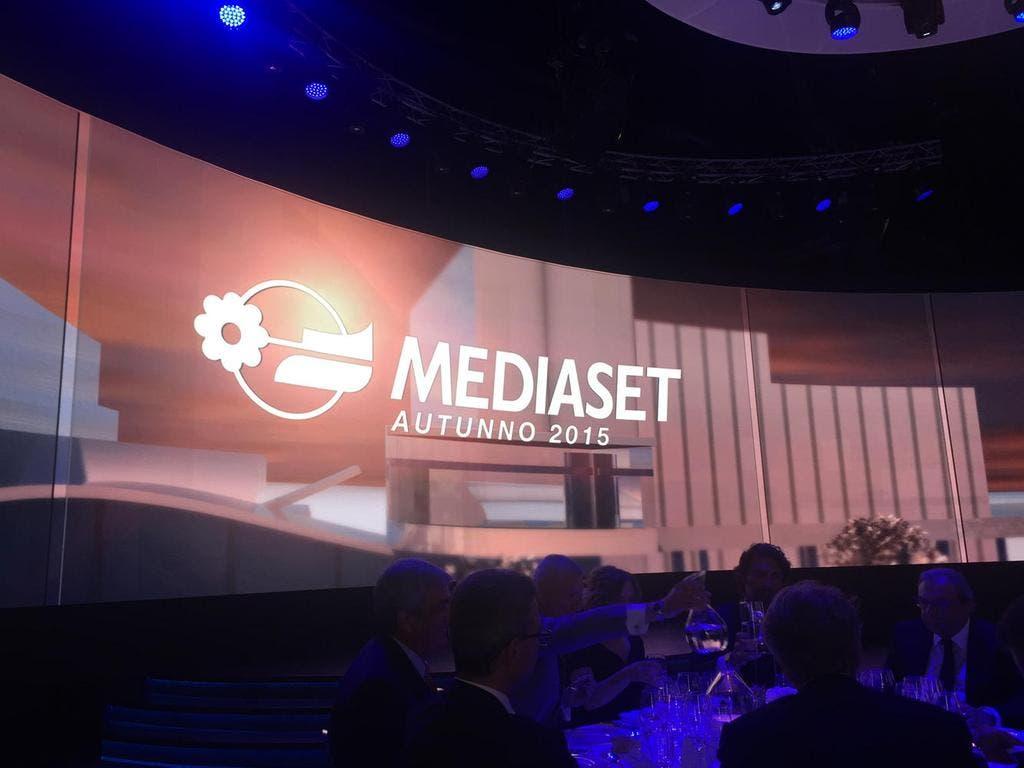 Mediaset - Autunno 2015