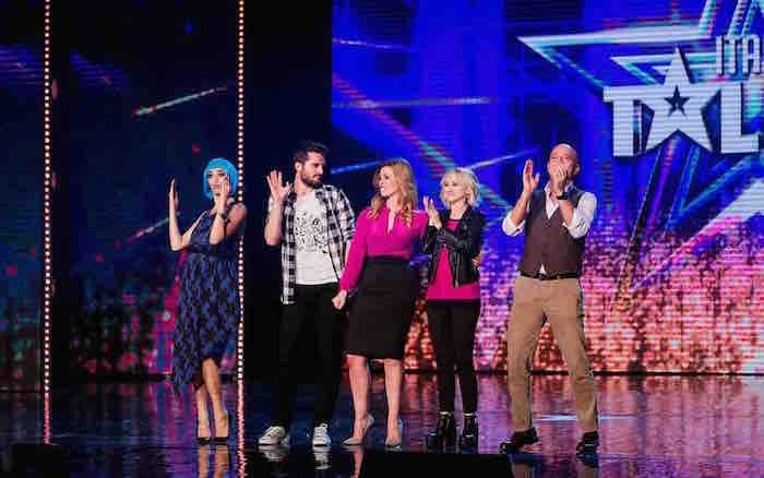 Vanessa Incontrada - Italia's Got Talent