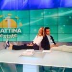 Alessio Zucchini e Mia Ceran
