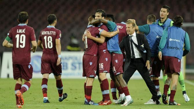Champions - Lazio