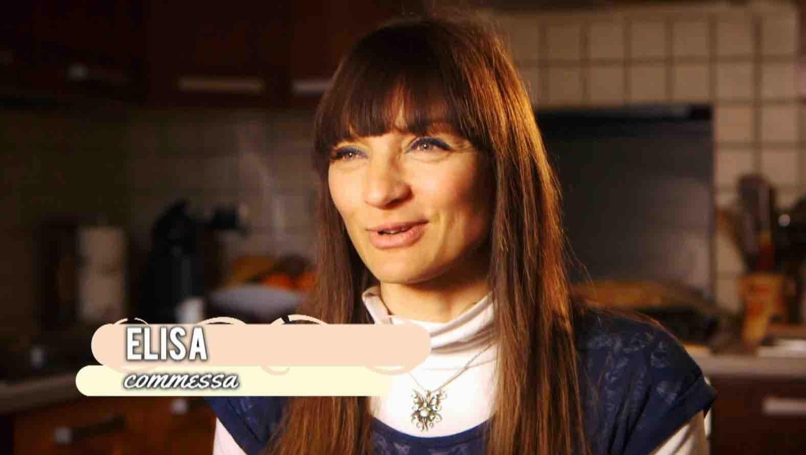 Elisa - Bake Off Italia 3