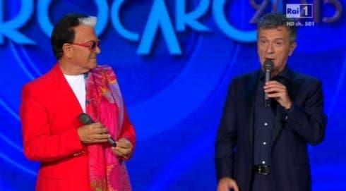 Festival di Castrocaro 2015 - Malgioglio e Pupo