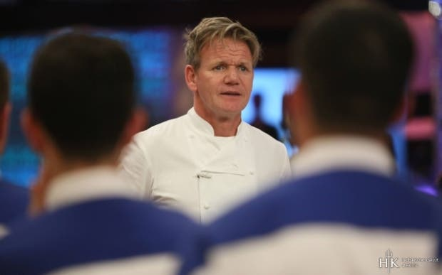 Hell's Kitchen USA - Gordon Ramsay