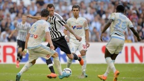 Olympique Marsiglia - Juventus