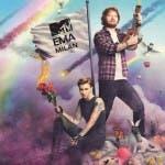 Ed and Ruby - conduttori MTV EMA 2015.