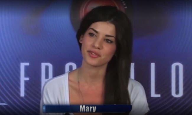 Mary del Grande Fratello
