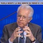 Mario Monti, In Onda