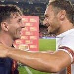 Messi e Totti