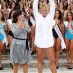 Miss Italia 2015 - Simona Ventura a Jesolo